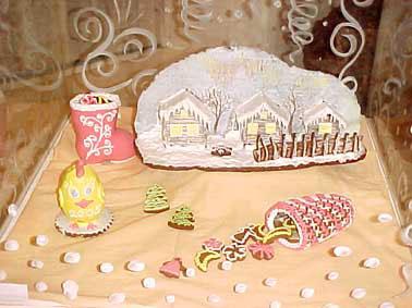 Глазурь сахарная розовая «С.Пудовъ», 100 гр